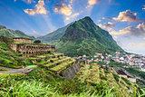 Jiufen Taiwan Ruins