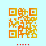 QR code it is icon .