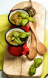 Vegan Cream Soup