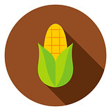 Corn Circle Icon