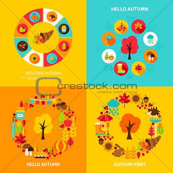 Autumn Concept Set