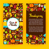 Flyer Template Thanksgiving
