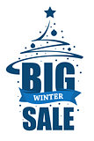 Inscription Big Winter Sale