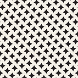 Vector seamless pattern. Modern geometric lattice texture. Repeating background grid