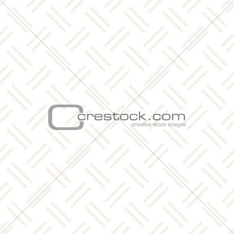 Crosshatch vector seamless geometric pattern. Crossed graphic rectangles background. Seamless subtle texture of crosshatched bold lines. Trellis simple fabric print.