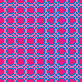 Seamless pattern with round details