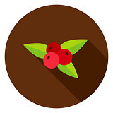 Rowanberry Circle Icon