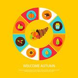 Welcome Autumn Concept