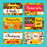 Thanksgiving Label Set
