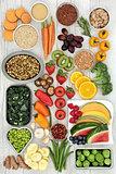 Vegetarian Superfood Selection