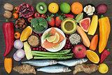 Health Food High in Nutrients