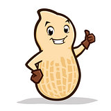 Cartoon Peanut