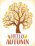 Hello autumn theme image 3