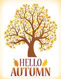 Hello autumn theme image 3