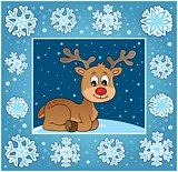 Christmas ornamental greeting card 2