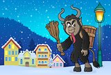Krampus theme image 4