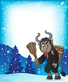 Krampus theme image 5