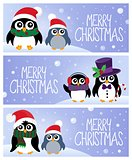 Merry Christmas topic banners 1