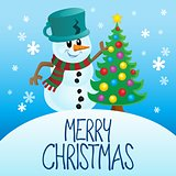 Merry Christmas topic image 4