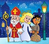 Saint Nicholas Day theme 2