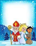Saint Nicholas Day theme 3