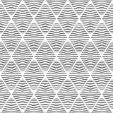 Seamless diamonds pattern. Lines texture.