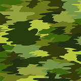 Camouflage military background