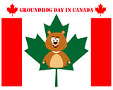 Groundhog Day in Canada