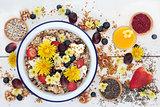 Macrobiotic Health Food for Breakfast