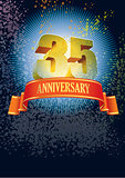 Thirty-fifth anniversary