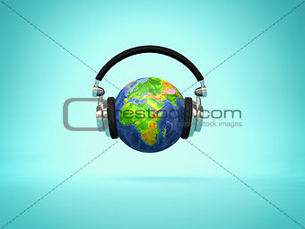 Listening the world