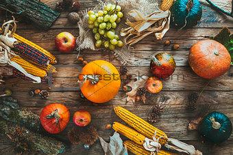 Autumn fruitsetting