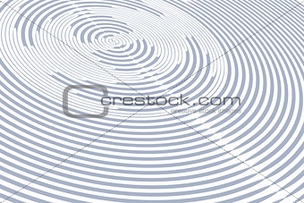 Circular rotation lines. Abstract background.