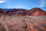 Quebrada de Las Conchas, Cafayate, Argentina