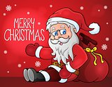 Merry Christmas thematics image 1