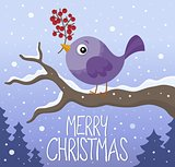 Merry Christmas thematics image 5