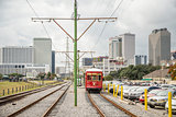 New Orleans Streetcar Line