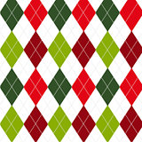 Xmas Tartan Background