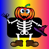 xray pumpkin
