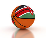 Kenyan Basketball Team