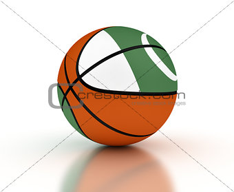 Pakistani Basketball Team