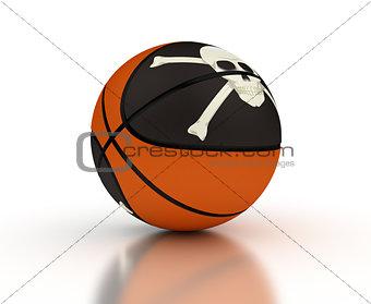 Skull Basketball Team