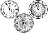 Clock Face Collection