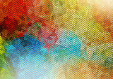 Abstract 2D triangle background with oblique lines