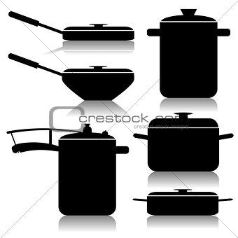 Kitchen utensils-set