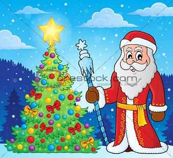 Father Frost theme image 4