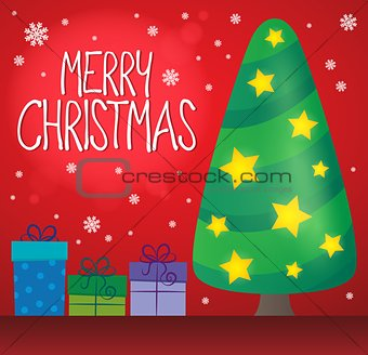Merry Christmas thematics image 6
