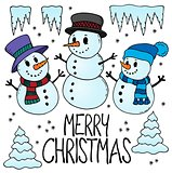 Merry Christmas thematics image 8