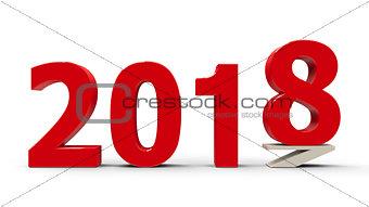 2017-2018 flattened