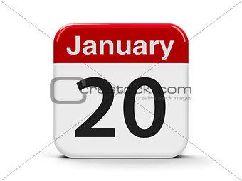 20th January